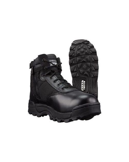 "Original S.W.A.T Classic 6"" Side Zip Tactical Boots"