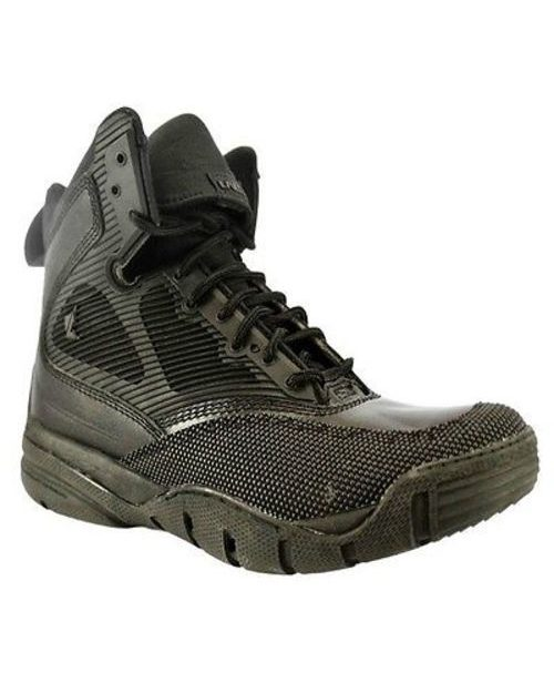"Lalo 6"" Shadow Amphibian Black Ops Tactical Boots"