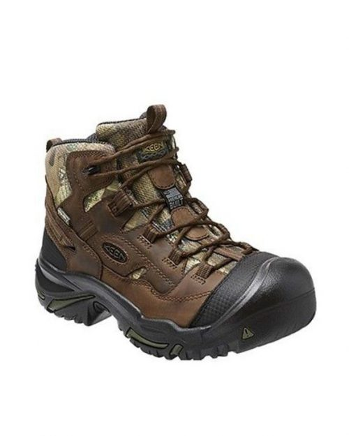 Keen Braddock Mo Infinity Soft Toe Work Boots
