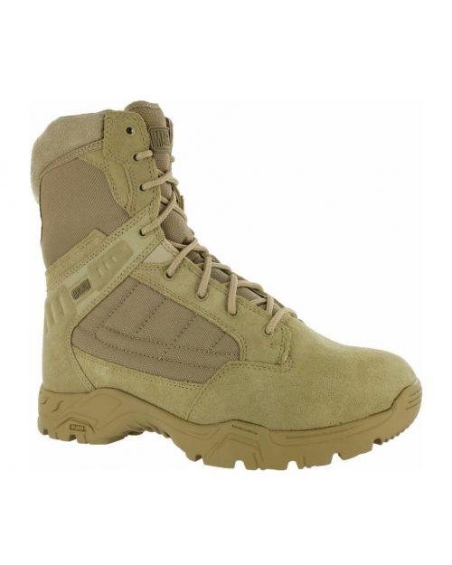 "Magnum Response II 8"" Desert Tactical Military Boots"