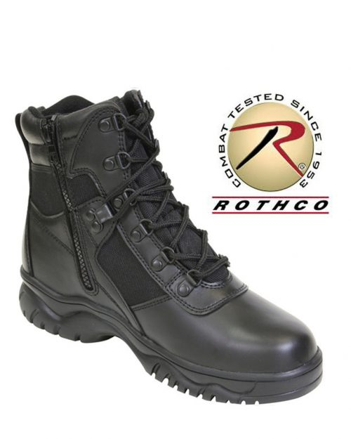 """Rothco 6"""" Blood Pathogen Resistant & Waterproof Tactical Boot"""