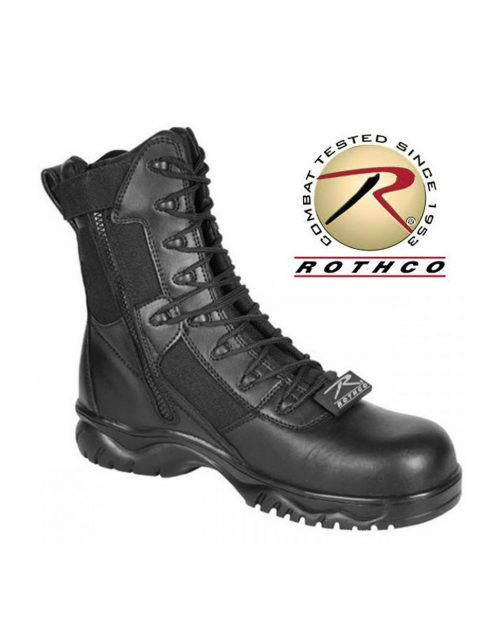 """Rothco 8"""" Forced Entry Tactical Boots (Composite Toe)"""