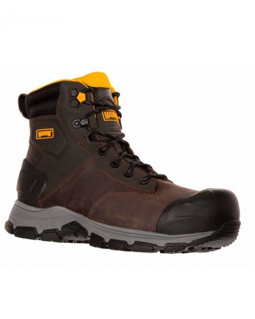 Magnum Flint 6.0 Z-Flex Composite Toe Work Boots