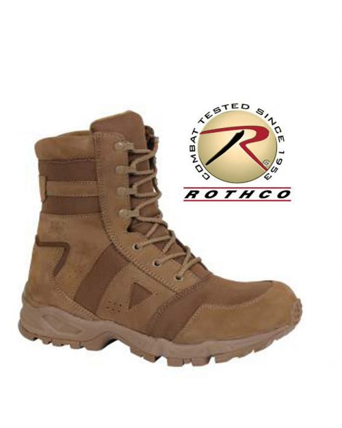 Rothco Forced Entry Coyote Tactical Boot