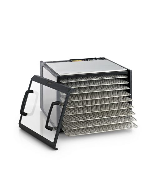 Excalibur Stainless Steel Food Dehydrator 9-Tray
