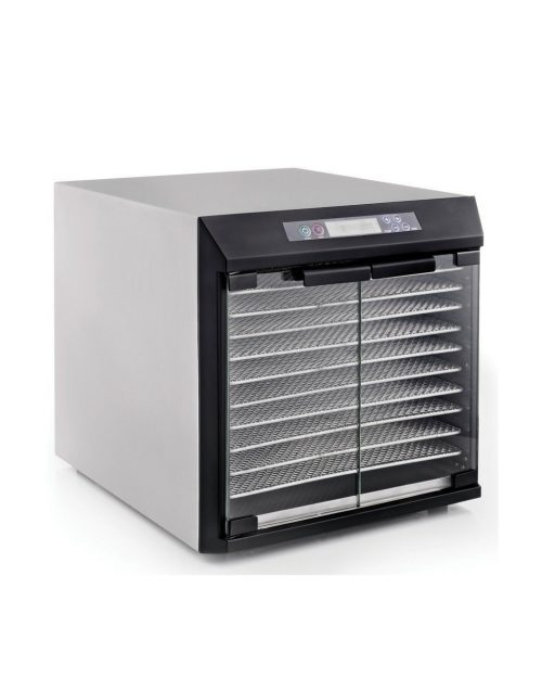 Excalibur Stainless Steel 10 Tray Digital Dehydrator