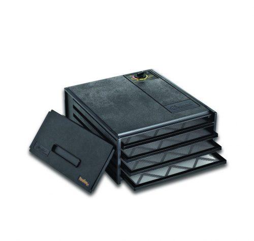 Excalibur Black 4-tray Food Dehydrator