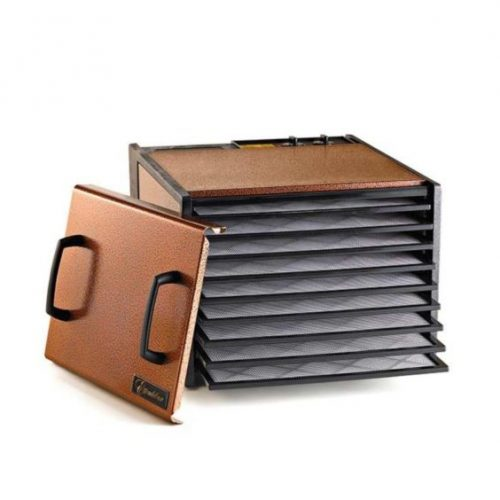Excalibur Copper TM 9-tray Food Dehydrator