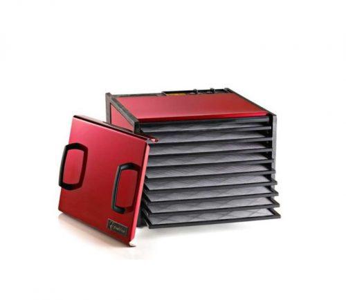 Excalibur Radiant Cherry TM 9-tray Food Dehydrator