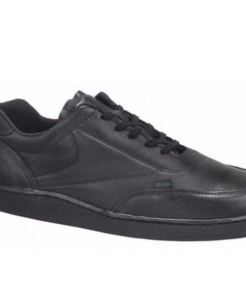 "Thorogood 4"" Athletic Uniform Code 3 Black Oxford"