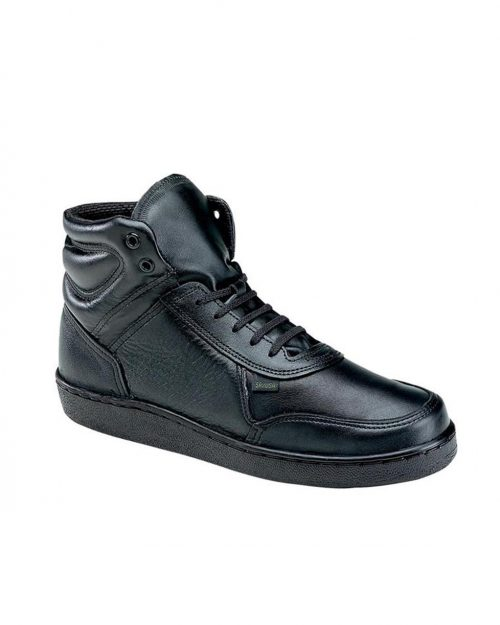Thorogood Athletic Black Uniform Code 3 Mid Cut Boots