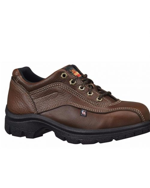 Thorogood Oxford Double Track Toe Work Shoes