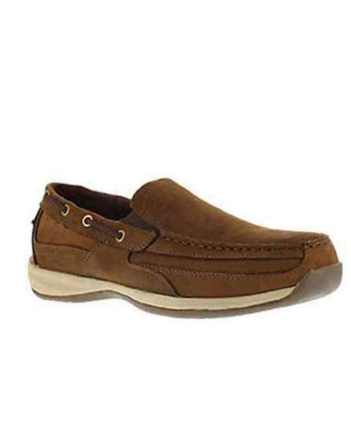 Rockport Sailing Club ST Brown Work Shoes