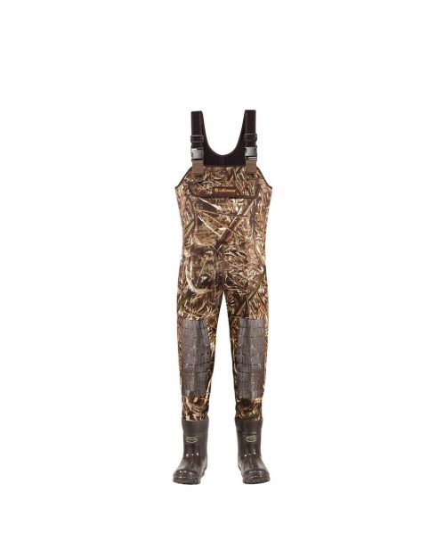 LaCrosse Brush Tuff Realtree Max-5 1200G Water Waders Boots