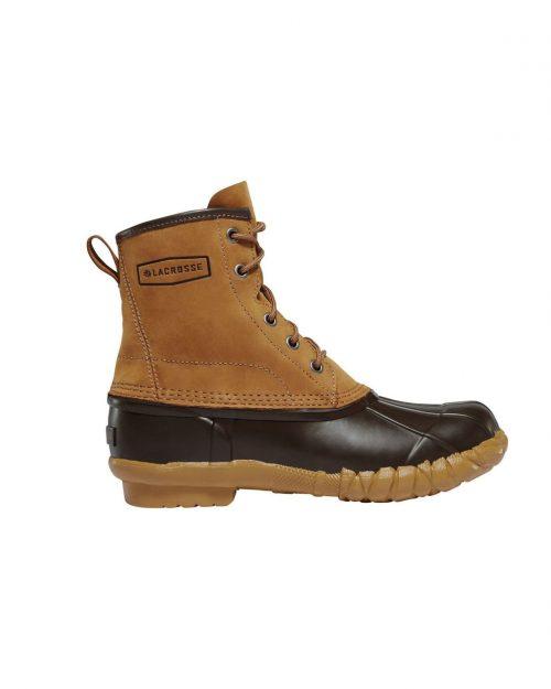 """LaCrosse Uplander II 6"""" Rustic Brown Outdoor Boots"""