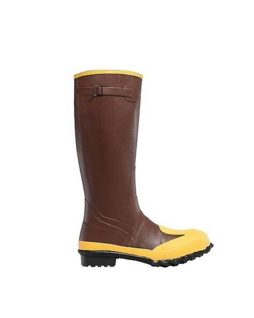 """LaCrosse 16"""" Protecta Rust Industrial Boots"""