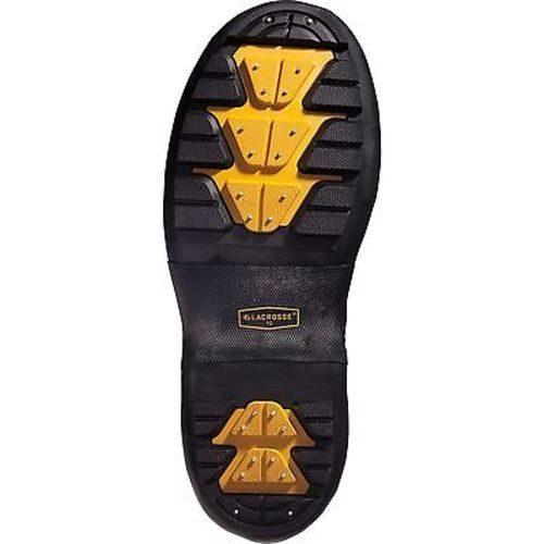 "LaCrosse 12"" ATS Overshoe Carbide Stud Industrial Boots"