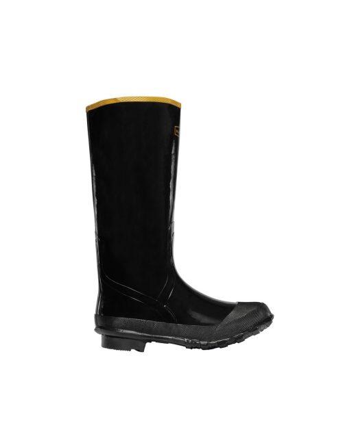 "LaCrosse Economy Knee 16"" Black Industrial Boots"