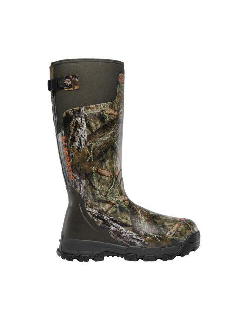 "LaCrosse AlphaBurly Pro 18"" Mossy Oak 1000G Hunting Boots"