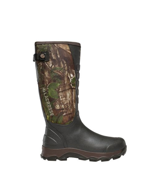 "LaCrosse Alpha Snake Boot 16"" Realtree Xtra Green Hunting Boots"