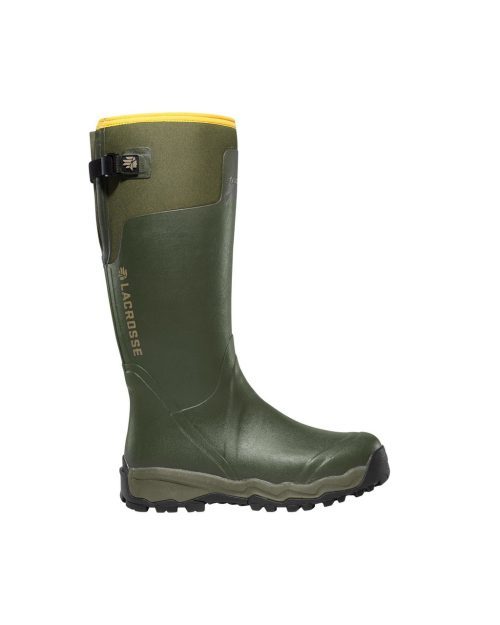 "LaCrosse AlphaBurly Pro 18"" Forest Green 800G Hunting Boots"