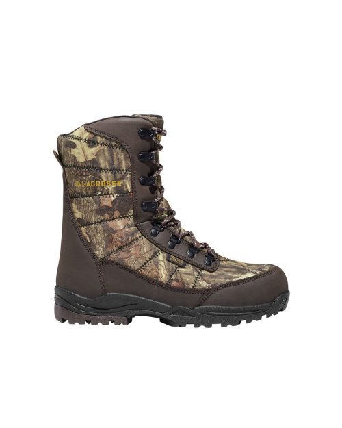 """LaCrosse Silencer 8"""" Realtree Xtra 400G Hunting Boots"""