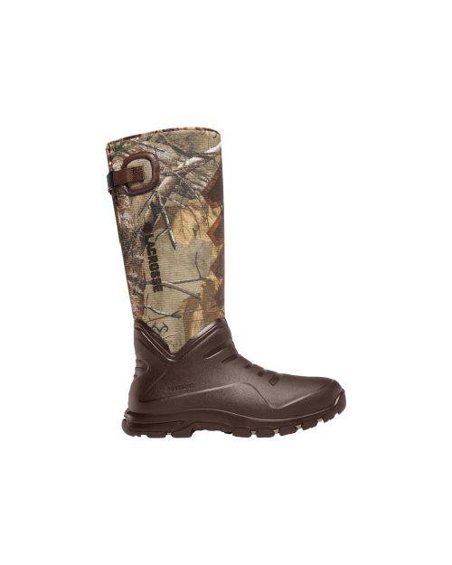 "LaCrosse AeroHead Sport 16"" Realtree Xtra Hunting Boots"