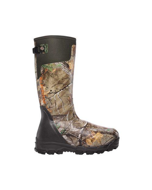 "LaCrosse AlphaBurly Pro 18"" Realtree Xtra 1600G Hunting Boots"