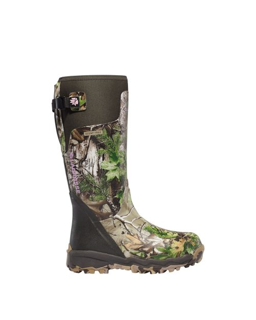 "Lacrosse AlphaBurly Pro 15"" Realtree Xtra Green Hunting Boots"