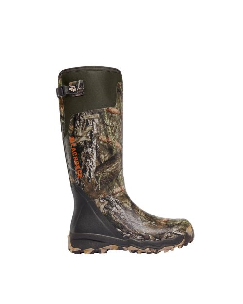 """LaCrosse AlphaBurly Pro 18"""" Break-Up Country Hunting Boots"""