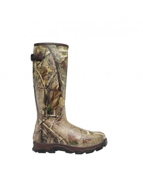 """LaCrosse  Burly 18"""" Realtree AP 1200G Hunting Boots"""