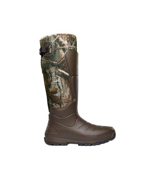 "LaCrosse AeroHead 18"" Realtree Xtra Hunting Boots"