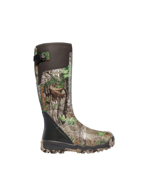 "LaCrosse AlphaBurly Pro 18"" Realtree Xtra Green Hunting Boots"