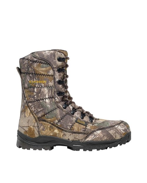 """LaCrosse Silencer 8"""" Realtree Xtra 1000G Hunting Boots"""
