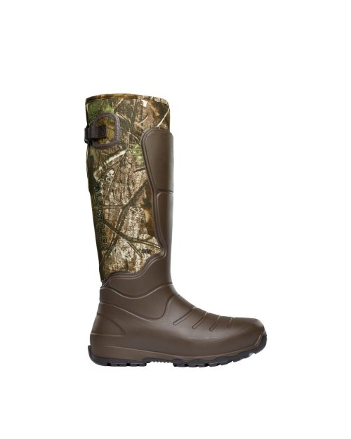 "LaCrosse Footwear AeroHead 18"" Realtree Xtra Green Hunting Boots"