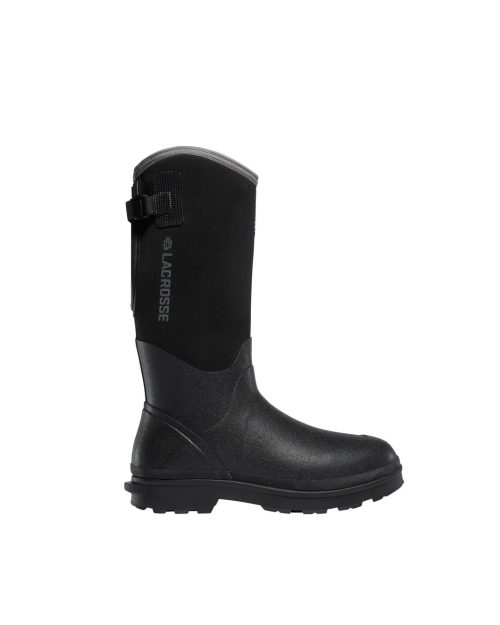 "LaCrosse Alpha Range 14"" Black 5.0MM Outdoor Boots"