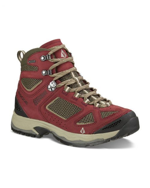 Vasque Breeze III GTX Red Mahogany Hiking Boots
