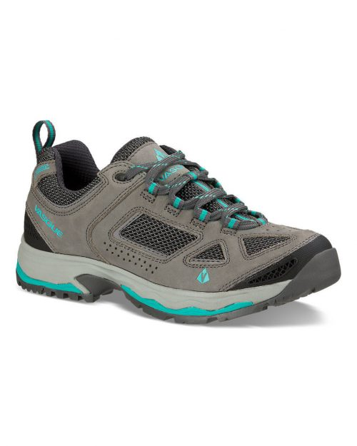 Vasque Breeze III Low GTX Gargoyle Hiking Shoes