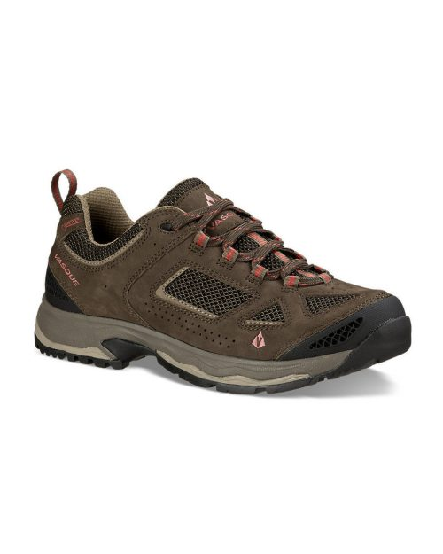 Vasque Breeze III Low GTX Brown Hiking Shoes