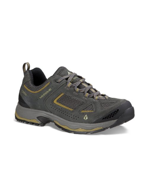 Vasque Breeze III Low GTX Grey Hiking Shoes