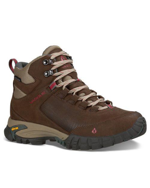 Vasque Talus Trek UltraDry Slate Brown Hiking Boots