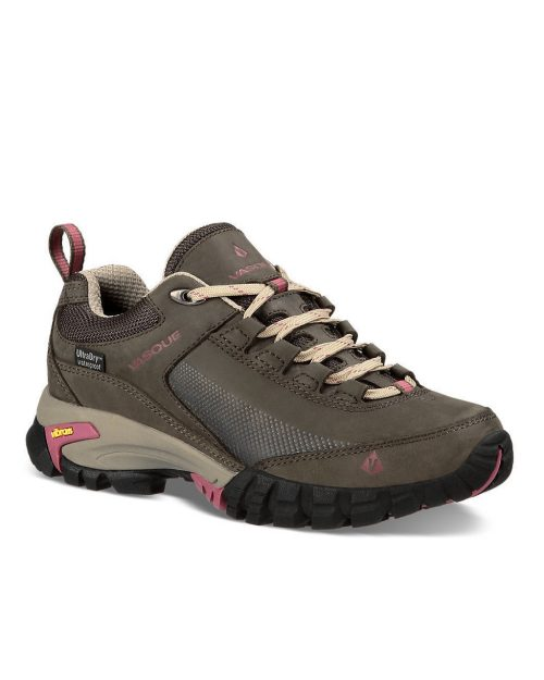 Vasque Talus Trek Low UltraDry Black Olive Hiking Shoes