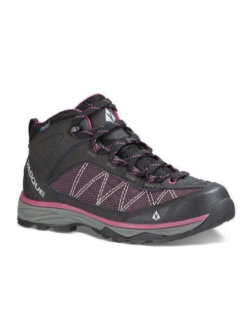 Vasque Monolith UltraDry Waterproof Black Hiking Boots