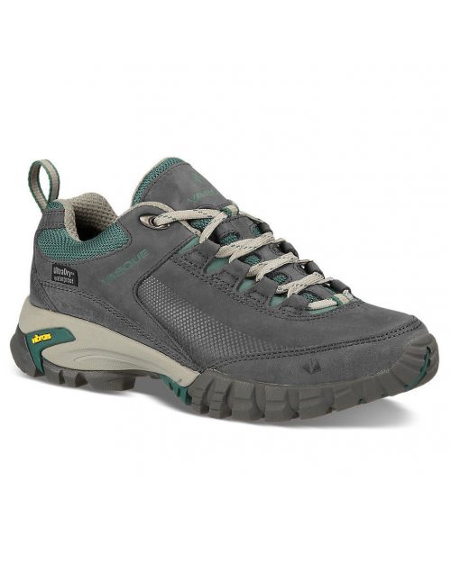 Vasque Talus Trek Low UltraDry Gargoyle Hiking Shoes