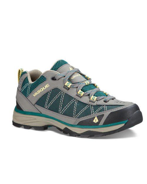 Vasque Monolith Low Everglade Hiking Shoes