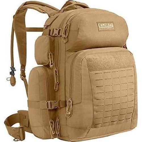 BFM 100oz/3L Mil Spec Antidote Long Coyote Hydration Pack 62593