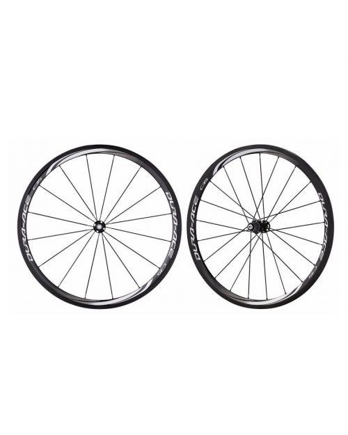 Shimano 35MM Carbon Tubular Wheelset